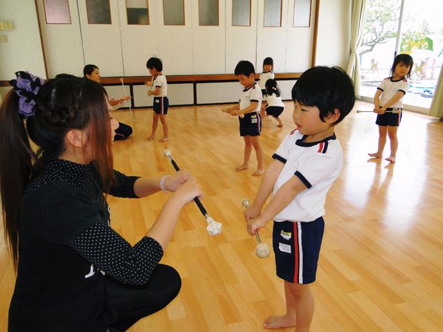 体操・バトン教室