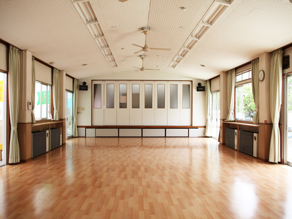 保育園ホール